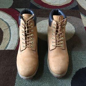 "Timberland Premium 6"" Wheat Boots"